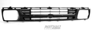 000860 | Grille assy; 2WD; std; prime for a 1992-1995: TOYOTA, PICKUP