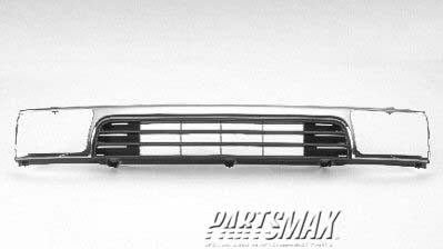 000860 | Grille assy; bright for a 1992-1995: TOYOTA, 4RUNNER