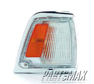 001275 | LT Parklamp assy; 4WD; bright for a 1992-1995: TOYOTA, PICKUP