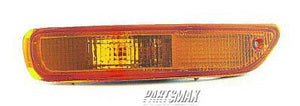 001290 | RT Front signal lamp; 4dr sedan/4dr wagon for a 1993-1997: TOYOTA, COROLLA