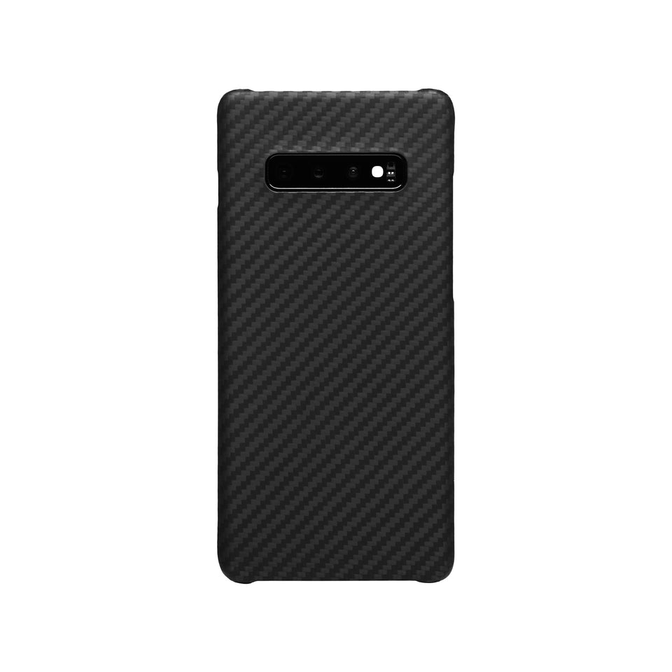 Galaxy S10+ Thin Kevlar Case