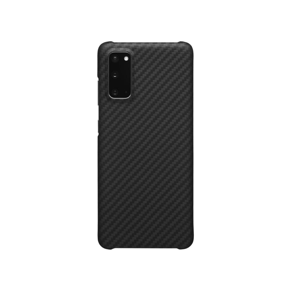 Galaxy S20 Latercase - Thin Kevlar Case