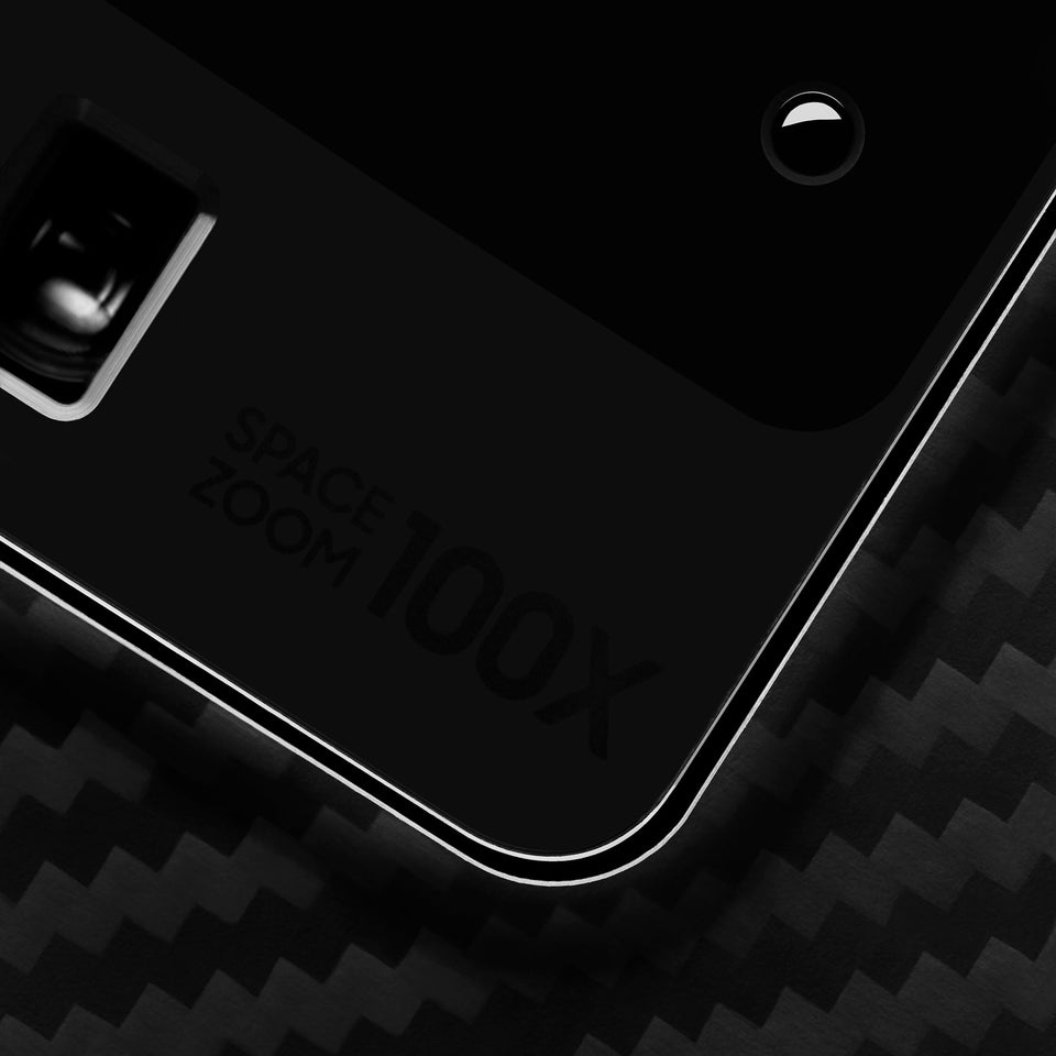 Galaxy S20 Ultra Latercase - Close-up