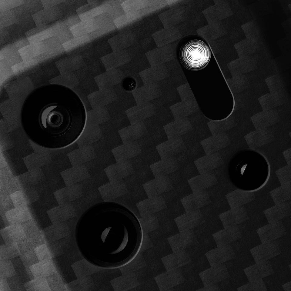 Galaxy S20 Ultra Cyber Edition Latercase - Close-up