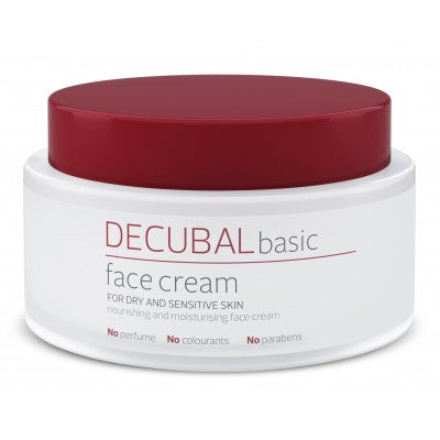 Decubal face cream 75 ml.