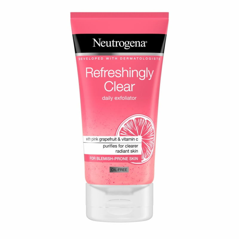 Neutrogena Refresh.Clear Scrub 150ml