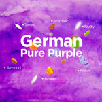 German Pure Purple (Personalized)