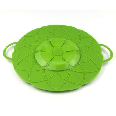 Multi-function Silicone lid Cooking Gadgets - Thumb Slider