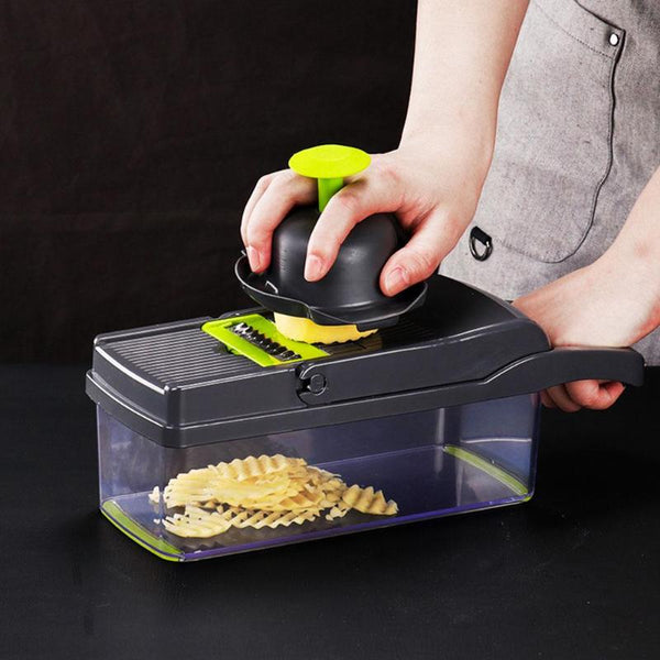 Multifunction Vegetable Slicer Cutter - Thumb Slider