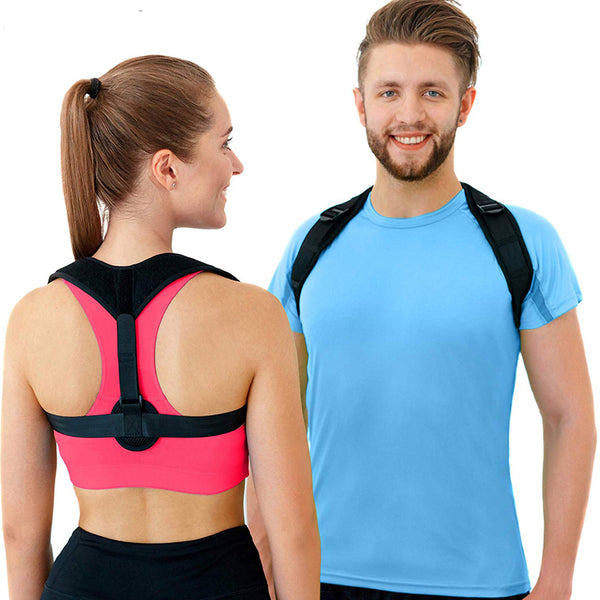 Back Posture Corrector Clavicle Support Brace - Thumb Slider