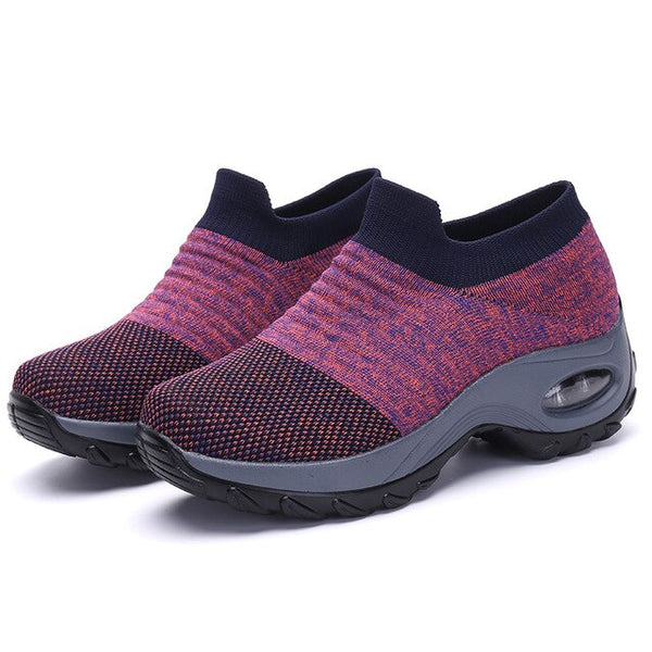 Women Breathable Sneakers Shoes - Thumb Slider