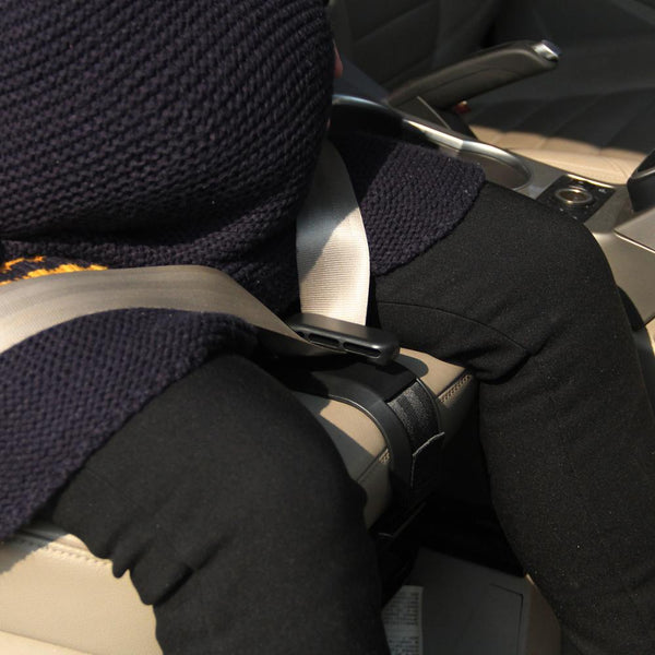 Pregnancy Car Seat Belt Adjuster - Thumb Slider
