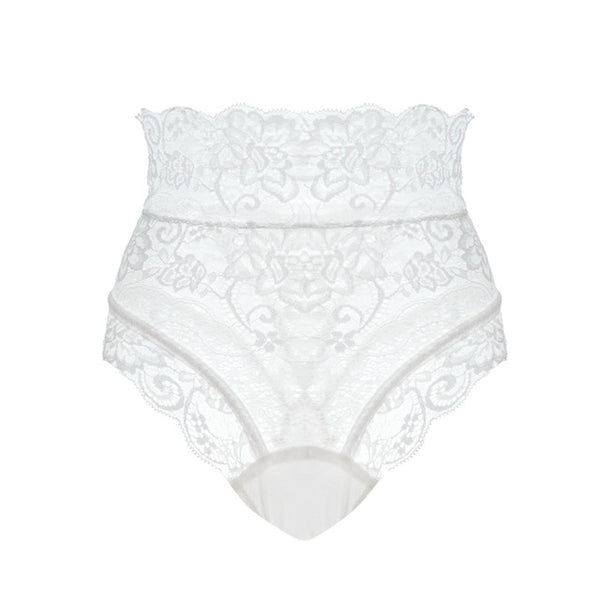 Sexy Panties High Waist Lace Thongs - Thumb Slider