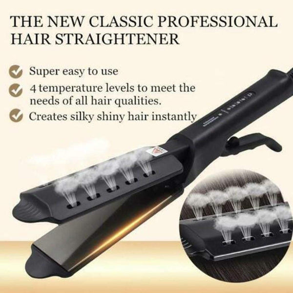 Iron Hair Straightener - Thumb Slider
