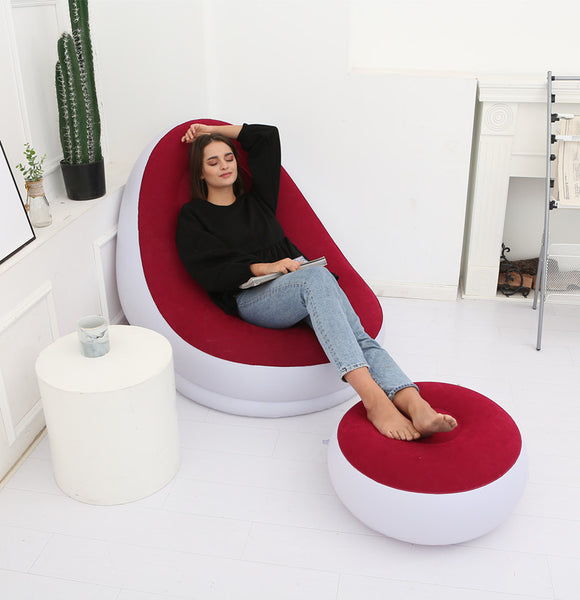 Inflatable folding Sofa Set - Thumb Slider