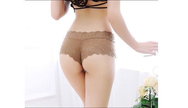 Women Lace Underpants Sexy Lingerie - Thumb Slider