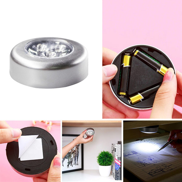 Touch Light Sticker - Thumb Slider