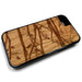 Birds on a Tree iPhone Case Carved Engraved design on Real Natural Wood - For iPhone X/XS, 7/8, 6/6s, 6/6s Plus, SE, 5/5s, 5C, 4/4s