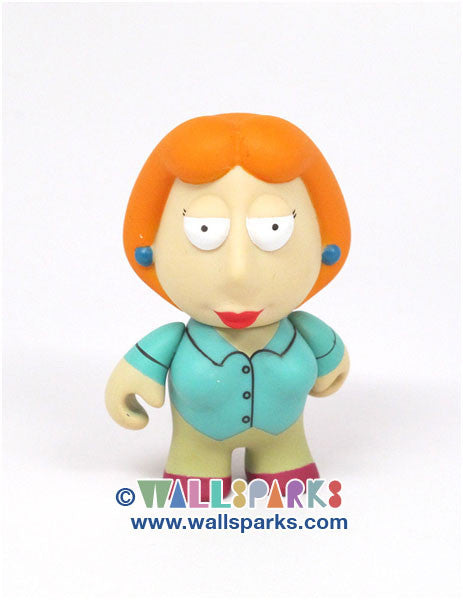 Family Guy - Lois Griffin Mini Figure - Kidrobot Designer Toy