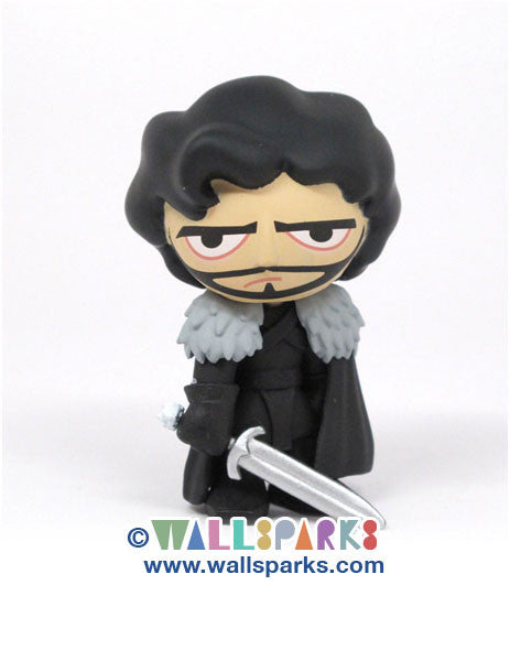 Game of Thrones Funko Mystery Mini Series 1 Vinyl Figure Jon Snow