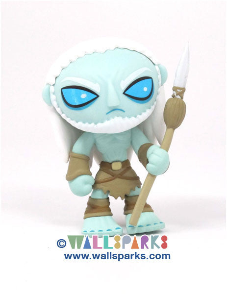 Game of Thrones Funko Mystery Mini Series 1 Vinyl Figure White Walker