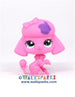 Littlest Pet Shop Party Stylin' Pets Pink Poodle #3551