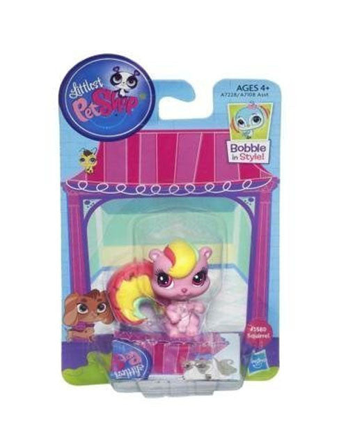 Littlest Pet Shop Squirrel Pet #3580