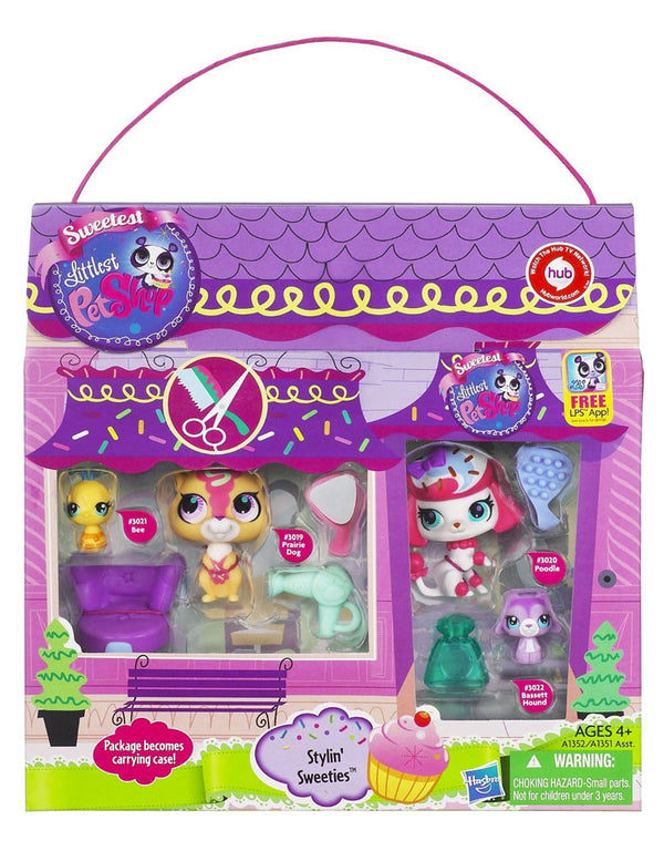 Littlest Pet Shop Stylin' Sweeties Pack