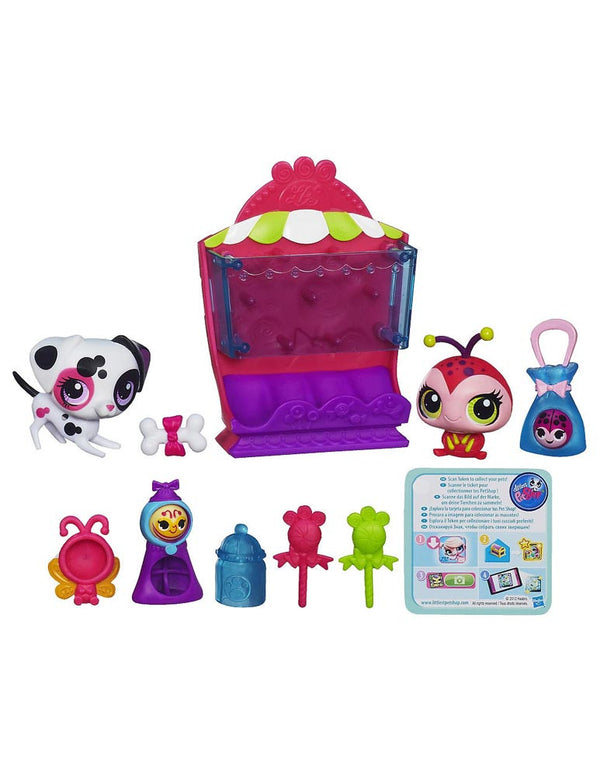 Littlest Pet Shop Sweet Drop Shop Set