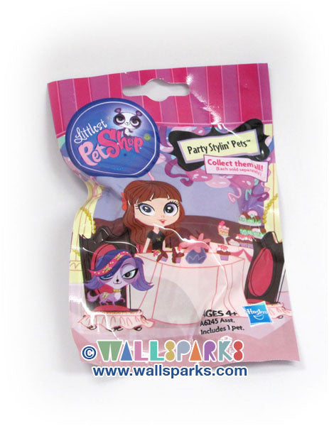 Party Stylin' Pets Blind Bag - Littlest Pet Shop LPS