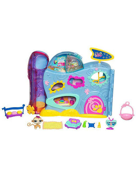 Littlest Pet Shop Pet Hotel Playset Exclusive
