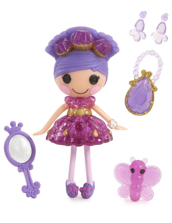 Lalaloopsy Mini Doll Charms Seven Carat