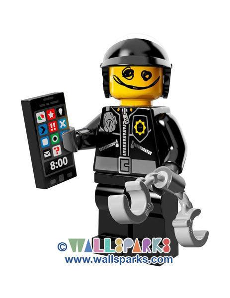 The Lego Movie - Policeman from Blind bag