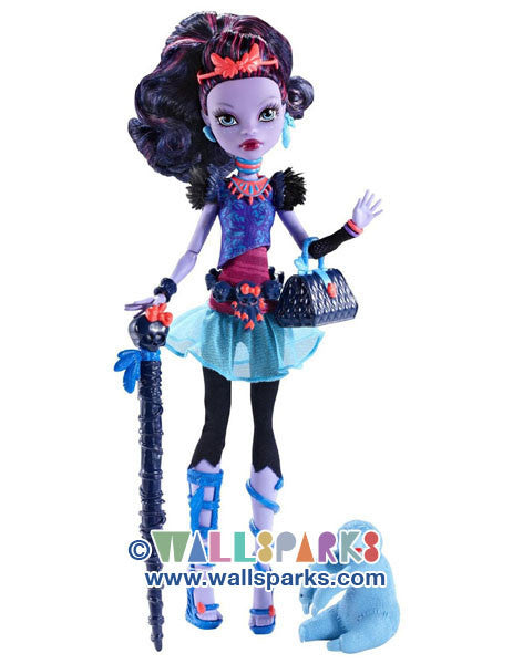 Monster High Jane Boolittle Doll
