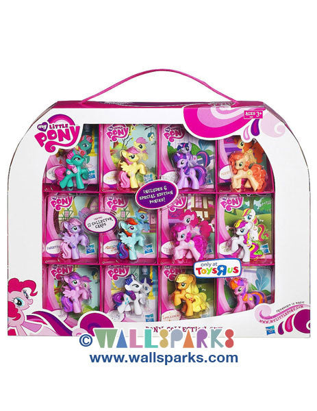 My Little Pony Collection Set Exclusive
