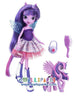 My Little Pony Equestria Girls - Twilight Sparkle Doll and Pony Set