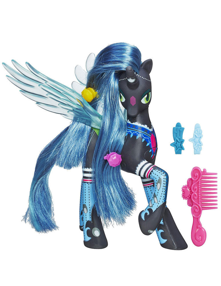 My Little Pony Ponymania Queen Chrysalis Figure