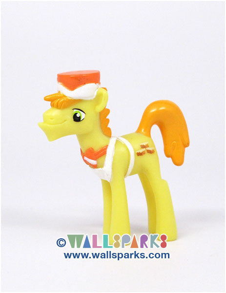 My Little Pony Blind Bag 2014 Wave 1 Rainbow Collection - Mr. Carrot Cake