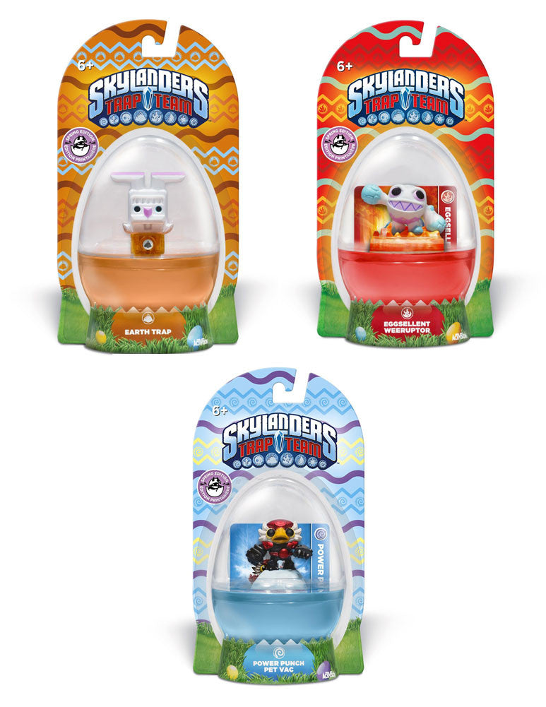 Skylanders Trap Team: Earth Easter Trap Pack - Easter 2015