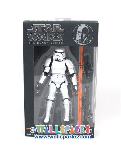 Star Wars Black Series 6-Inch Action Figure #09 Stormtrooper