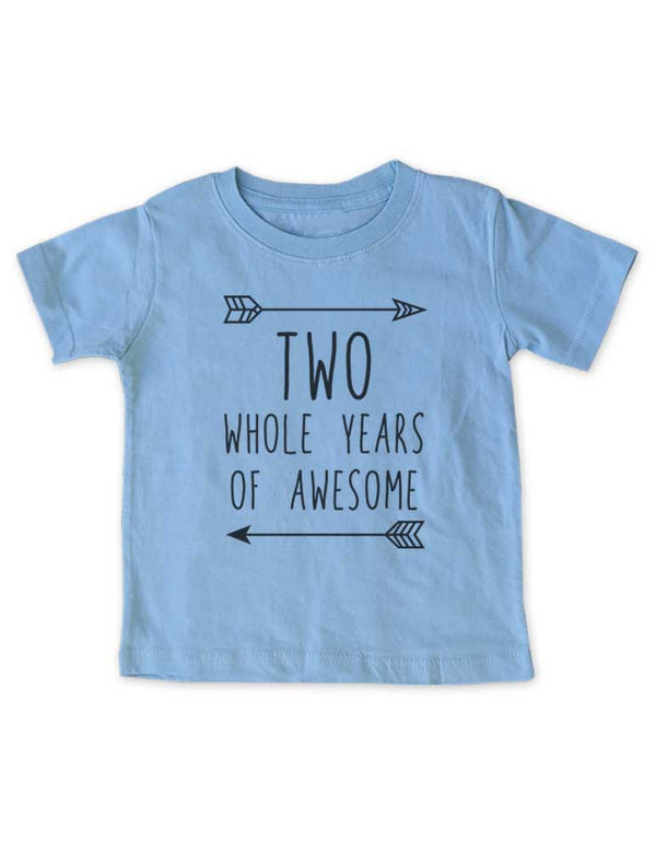 TWO Whole Years Of Awesome