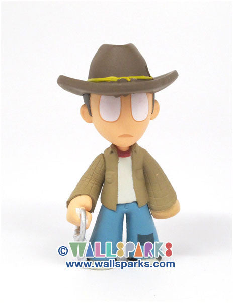 The Walking Dead Mystery Funko Mystery Minis Series 2 Vinyl Figure - Carl