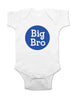 Big Bro - Baby Birth Pregnancy Announcement Baby One-Piece Bodysuit, Infant, Toddler, Youth Shirt