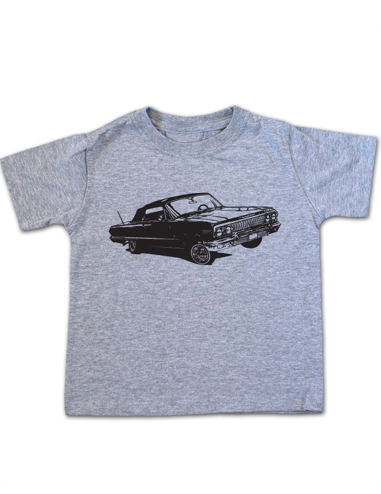 Classic Car Design 25 Toddler Tee Shirt