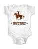Cowboy design 3 - Baby One-Piece Bodysuit, Infant, Toddler, Youth Shirt