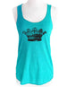 Crown design 15 - Soft Tri-Blend Racerback Tank
