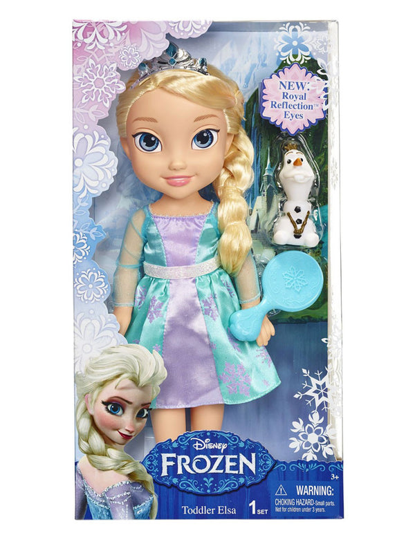 Disney Frozen Toddler Elsa Doll Playset