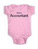Future Accountant - Baby One-Piece Bodysuit, Infant, Toddler, Youth Shirt