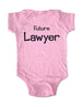 Future Lawyer - Baby One-Piece Bodysuit, Infant, Toddler, Youth Shirt