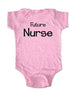 Future Nurse - Baby One-Piece Bodysuit, Infant, Toddler, Youth Shirt